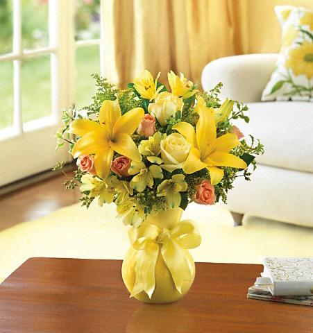 Sunny Smiles Bouquet